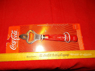 Cool Coke  Coca Cola Golden Rule Ruler And Bottle Can Opener