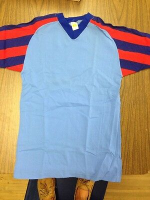 Vintage Russell Athletic 70's Nylon Jersey Size Large USA Made