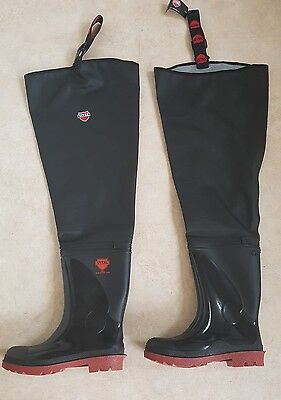 Vital Waders Steel Toes New Size Uk 9