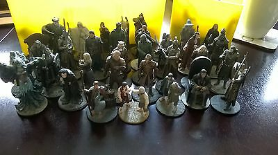 Collection Of The Lord Of The Rings Eaglemoss Models - X31