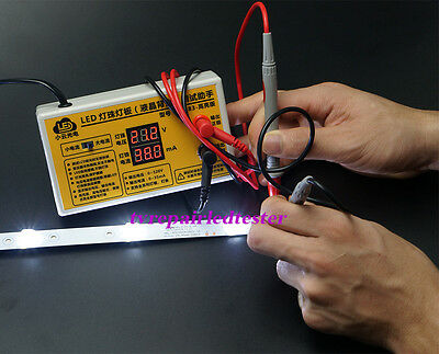 0-315V LED Tester LED Strip Lamp Test Tool with Current and Voltage Display