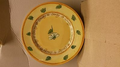 "Royal Stafford ,Daisy 11"" Dinner Plate x 2."