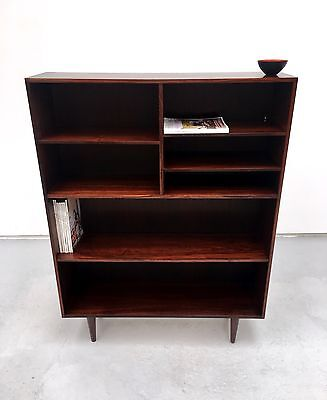 A vintage Danish rosewood bookcase hundevad vodder. DELIVERY AVAILABLE.
