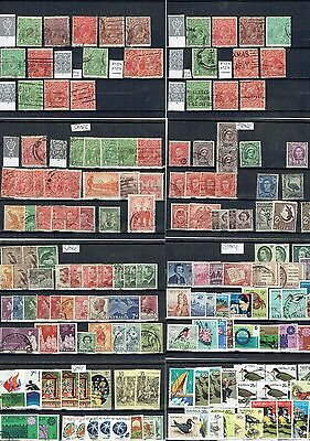 #479 Australia Accumulation from GV Roos & Heads on 8x spare cards