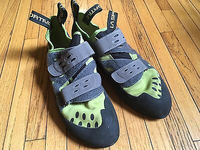 La Sportiva Tarantula- Barely Used - EU46, US11.5, UK10.5- Rock Climbing Shoes