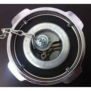 Locking Fuel Cap Freightliner and Sterling with the Quarter Turn Cap FTA-C-93