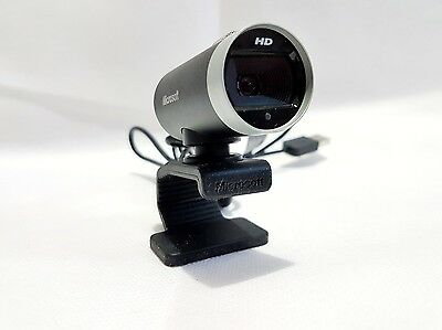 Microsoft Lifecam Cinema HD Vlog Wide Angle 720p f/2.0 USB