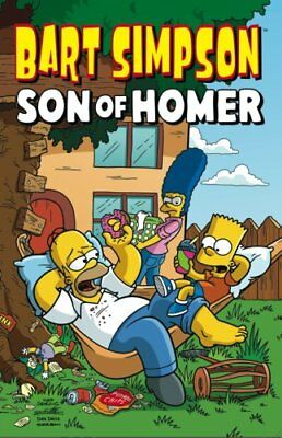 Bart Simpson: Son of Homer, Matt Groening, New Book