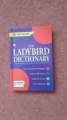 The ladybird dictionary