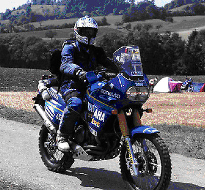 Yamaha XTZ750 Super Tenere  Service Repair Manual 1991 - 1994