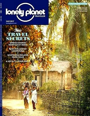Lonely Planet Magazine May Issue 2017 (new)