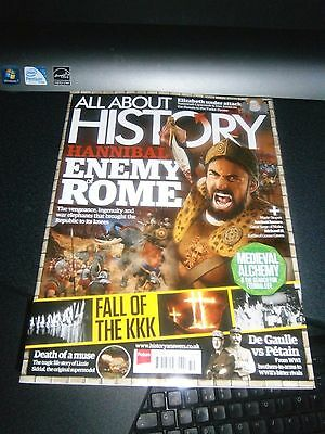 All about History Magazine Issue 50 (new) 2017