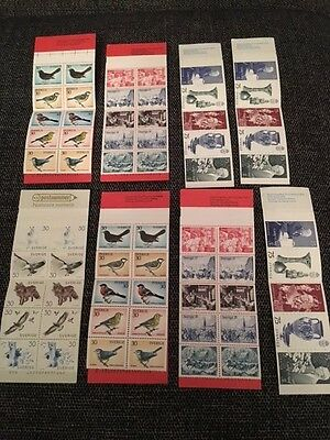 Lot Better old swedish booklets