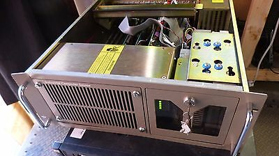 Vintage Custom Rack Mount 486 33MHz 8MB RAM Computer - No HDD }