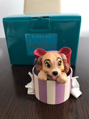 Walt Disney Collectors Society - Lady And The Tramp 'A Perfect Beautiful Lady'