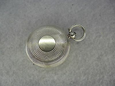 Quality Solid Silver Sovereign Case, Birmingham 1901