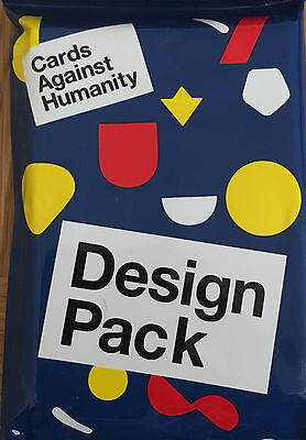 Cards Against Humanity Design Pack Expansion Uk Seller