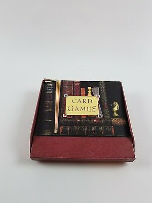 Card Games Set By NAC BATHE Books&Cards - Multi Game