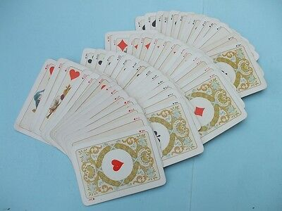 """Antique Chas. Goodall & Son """" Historic """" Playing Cards Exc / With Box."""