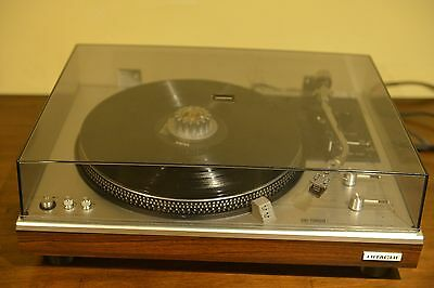 Hitachi Ps-58  Direct Drive Automatic Turntable