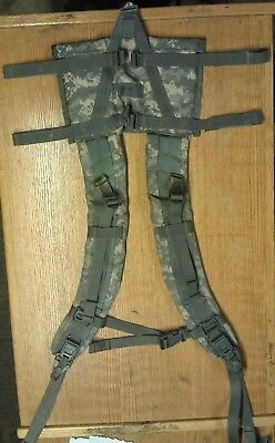 Good ACU MOLLE II ENHANCED SHOULDER STRAP Load Lifter Quick Release Straps