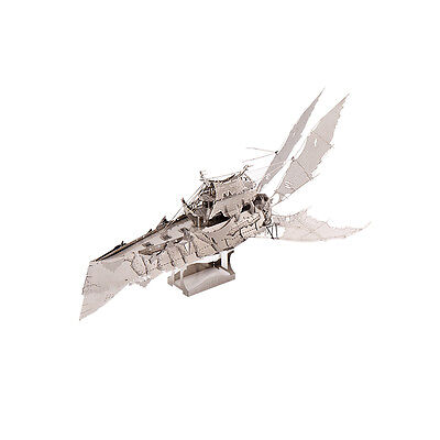 Trone Of Elves Myra's War Ship Metal Model kit 3D Laser Cut Puzzle