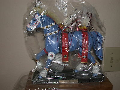 Trail Of  Painted Ponies Large Fancy Dancer 1E 1082/5000 FREE INSURED SHIP!