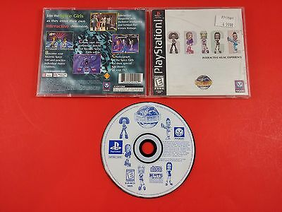 Spice World [CIB Complete in Box] (Sony Playstation 1 PS1) Tested & Working