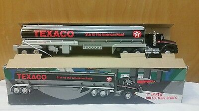 VTG 1994 TEXACO TOY TANKER TRUCK 1st IN NEW COLLECTOR'S SERIESS NIB