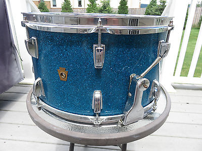 Excellent condition Vintage WFL School Symphony Concert Model snare drum