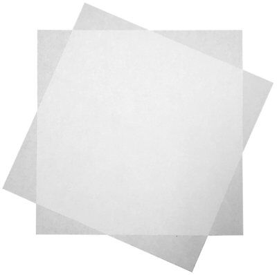 Deli Squares - Wax Paper Sheets 12 x 12 Pack of 100 Plain