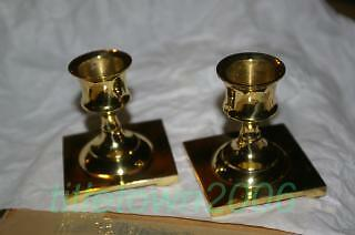 Partylite Copley Taper Pair Candleholders RETIRED Party Lite