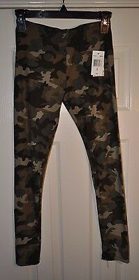 girls camo olive leggings By Pink Republic Sizes Small,Medium.Large New w Tags