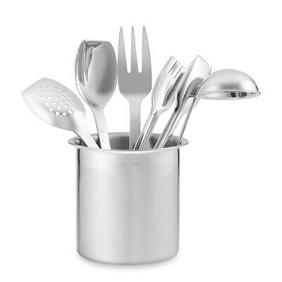 All-Clad Cook Serve Stainless-Steel Tools, Set of 6, New