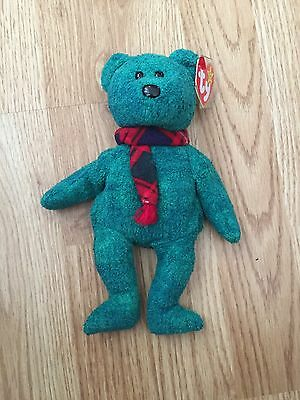 Ty Beanie Babies Wallace 1999 Tags Retired Bear
