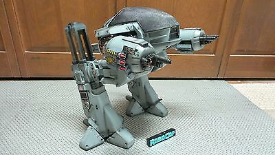 Hot Toys Sideshow 1/6 scale Robocop MMS204 ED-209