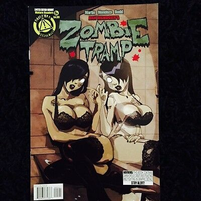 Zombie Tramp Comic Issue 5 Limited Edition Variant