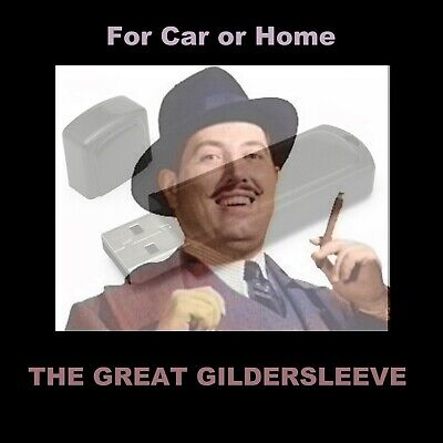 The Great Gildersleeve. Enjoy 560 Old Time Radio Shows In Your Car Or At Home!
