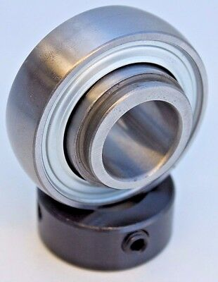 Shield w//Chevron Grease 1 Felt Seal /& 1 Premium New 87504 Ball Bearing with