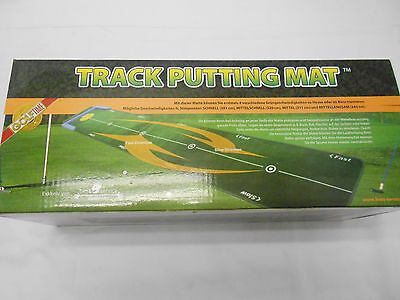 Track Putting Mat -Putt- Training das ganze Jahr  50cm x 300cm  (2356)