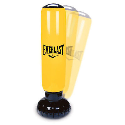 Everlast Power Tower Inflatable Punching Bag Inflatable Punching Bag
