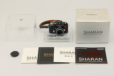 【Unused】 Sharan Nikon F EyeLevel Black Model MINOX in Box From JAPAN #258