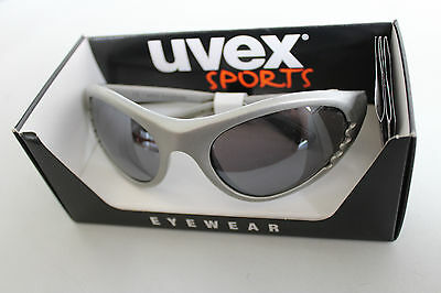 Brille Uvex X-Carver Brille in Silber