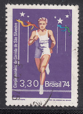 BRAZIL 1974 3cr30 Sport Very Fine Used