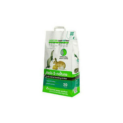 Back 2 Nature Small Animal Bedding | 20L