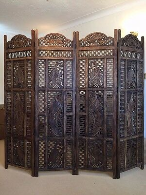 wooden carving screens