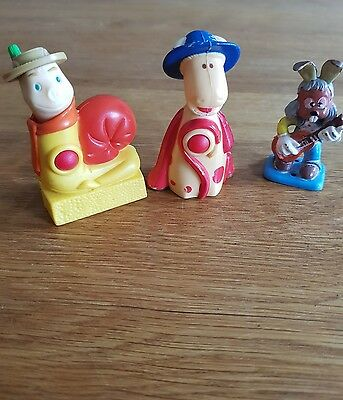magic roundabout vintage corgi toys