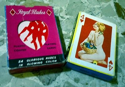 Carte da gioco. Playing cards PIN UP (2 mazzi di carte)