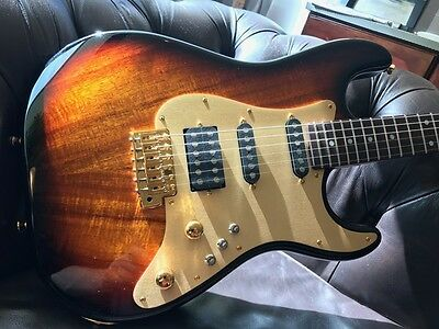 Schecter USA Custom Shop 'Dream Machine III'