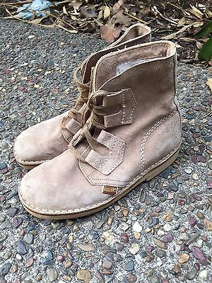 Rollers Desert Boots 1980's Vintage